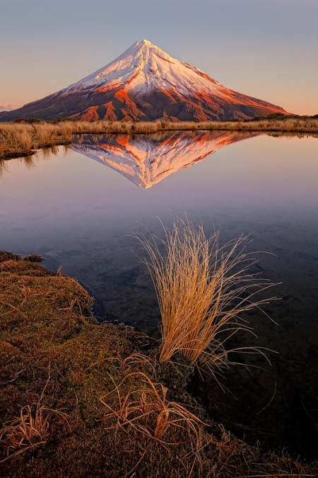 Mt Egmont Reflection